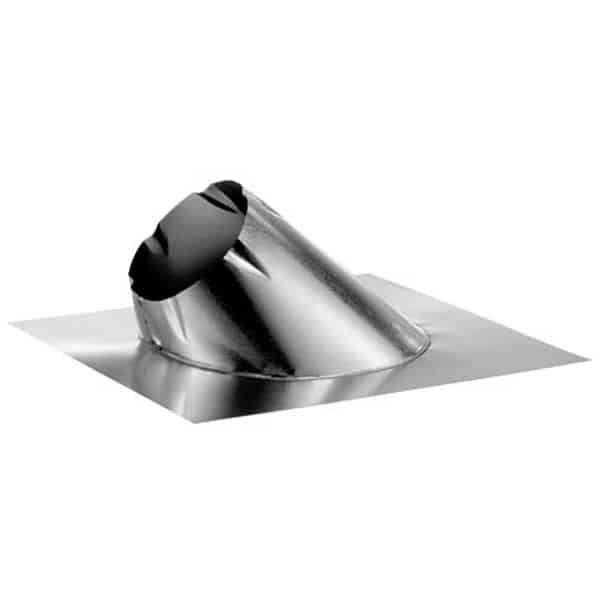 """DuraVent 5DT-F12 Stainless Steel 5"""" Duratech Class A Chimney Pipe"""