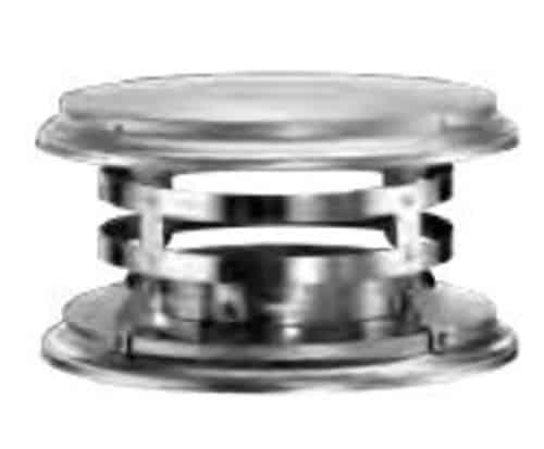 """DuraVent 5DT-VC Stainless Steel 5"""" Inner Diameter"""