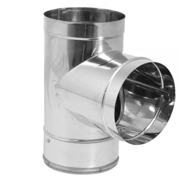 """DuraVent 6DBK-TSS Stainless Steel 6"""" Inner Diameter"""