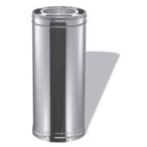 """DuraVent 6DP-36SS Stainless Steel 6"""" Inner Diameter"""