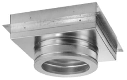 "DuraVent 6DT-FCS Galvanized Steel 6"" Inner Diameter"