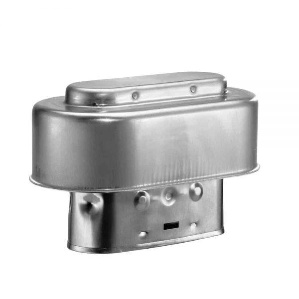 """DuraVent 6GWVT Aluminum 6"""" Inner Diameter"""