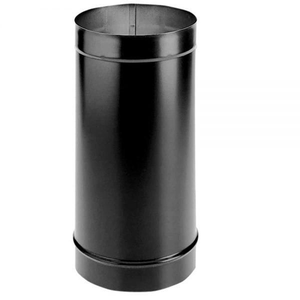 """DuraVent 8DBK-12 Black 8"""" Inner Diameter"""