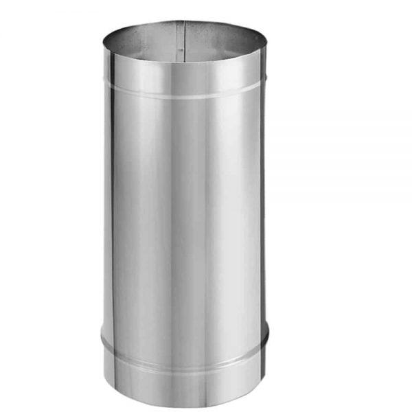 "DuraVent 8DBK-48SS Stainless Steel 8"" Inner Diameter"