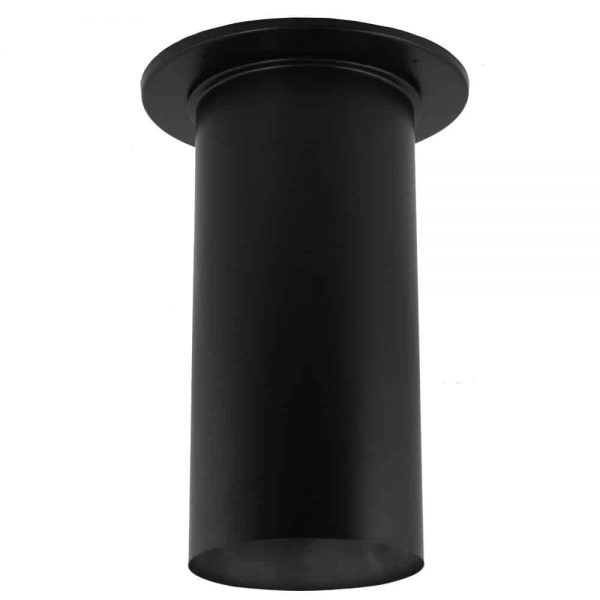 """DuraVent 8DBK-SC Black 8"""" Inner Diameter"""