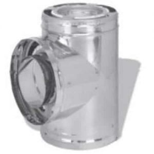 "DuraVent 8DP-TSS Stainless Steel 8"" Inner Diameter"