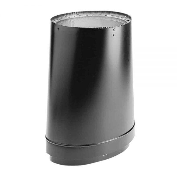 """DuraVent 8DVL-ORAD Black 8"""" Inner Diameter"""