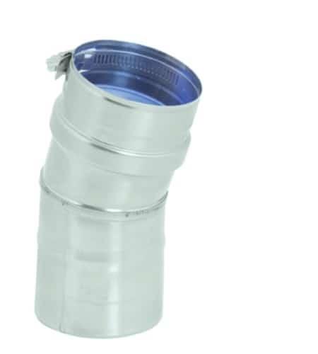"""DuraVent FSELB1504 Stainless Steel 4"""" Inner Diameter"""