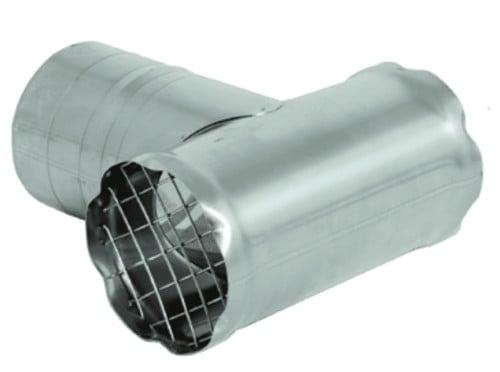 """DuraVent FSTT4 Stainless Steel 4"""" Inner Diameter"""
