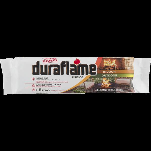 Duraflame 6-pack 2.5LB Firelogs PDQ 3