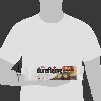 Duraflame 6-pack 2.5LB Firelogs PDQ 5