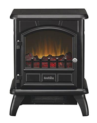 Duraflame DFS-500-0 Thomas Electric Stove with Heater