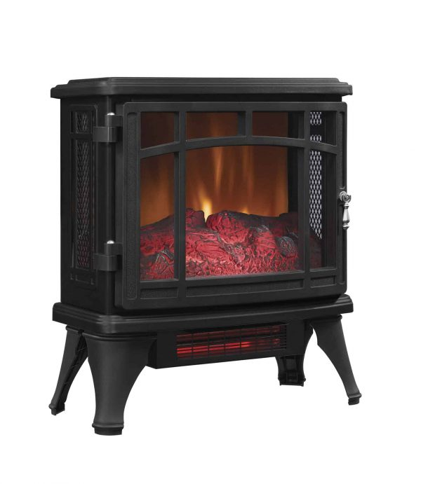 Duraflame Infrared Quartz Fireplace Stove