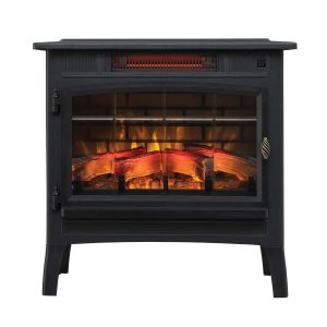 Duraflame Infrared Quartz Fireplace Stove with 3D Flame Effect