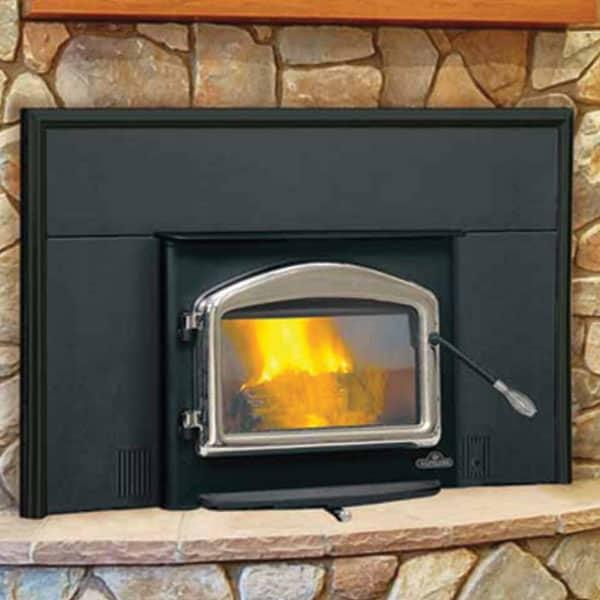 EPI-1101M Napoleon Small Wood Burning Fireplace Insert