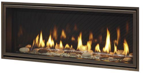 Echelon II 48'' Direct Vent Gas Fireplace - Natural Gas