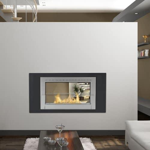 Eco-Feu Montreal Ethanol Fireplace 2