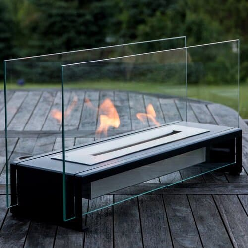 Eco-Feu Rio Bio-Ethanol Tabletop Fireplace 1