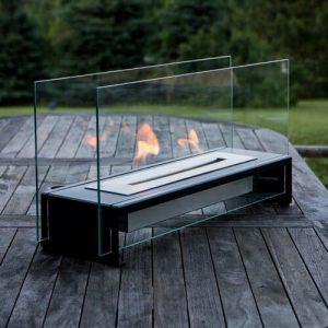 Eco-Feu Rio Bio-Ethanol Tabletop Fireplace