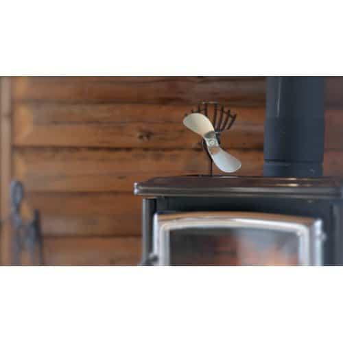 Ecofan UltrAir Wood Stove Fan 2