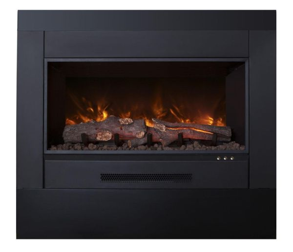 "Electric Fireplace Insert with 38"" x 24"" Trim"