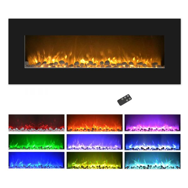 Electric Fireplace Wall Mounted
