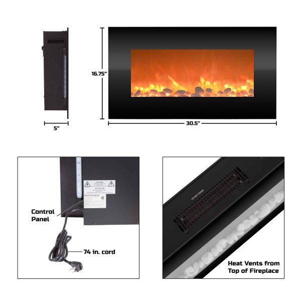 Adjustable Heat and Remote