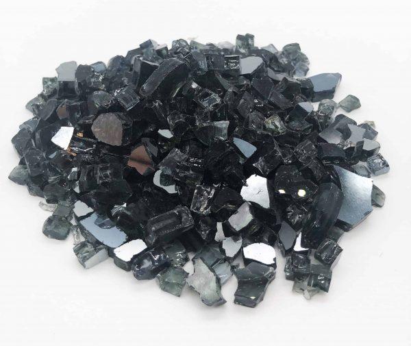 "Element Black Reflective 1/4"" Fire Glass"
