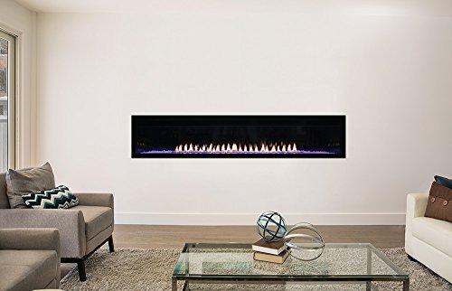 Empire Boulevard Vent Free 72 inch Fireplace Propane