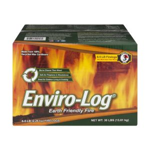 Enviro-Log 5lb Firelogs - 6 Pack