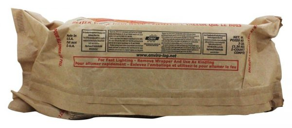 Enviro Log - Earth Friendly Fire Log - 3 lbs. 2