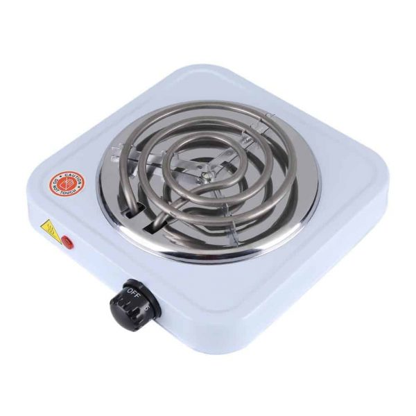 FAGINEY Electric Burner,Electric Stove,220V 1000W Electric Stove Burner Kitchen Coffee Heater Hotplate Cooking Appliances 3