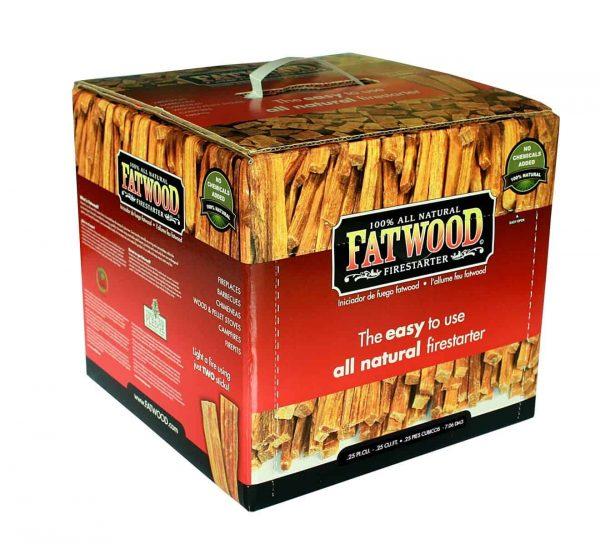 Fatwood Firestarter Fatwood Color Box