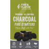 Fire & Flavor Charcoal Fire Starters, 1.0 CT 7