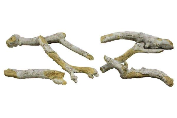 Firegear Driftwood Fireplace Log Set Twig Set