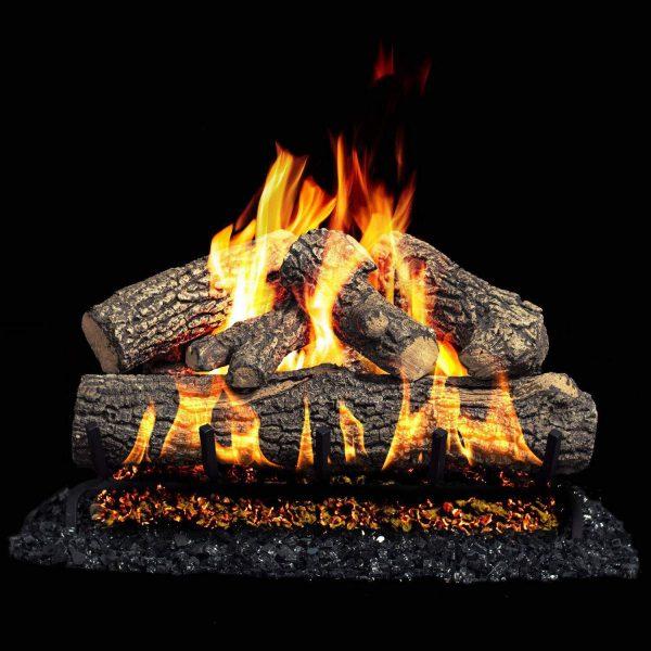 Firenado 24-Inch Oak Gas Logs (Logs Only