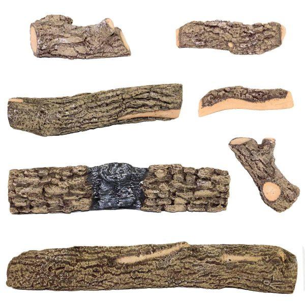 Firenado 30-Inch Oak Gas Logs (Logs Only 1