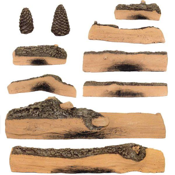 Firenado 30-Inch Split Oak Gas Logs (Logs Only 1