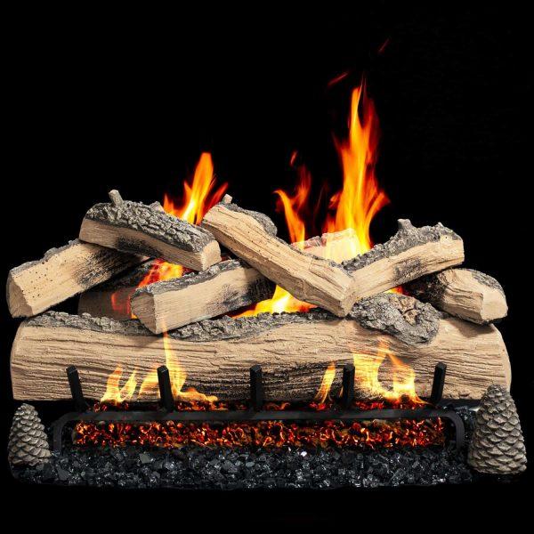 Firenado 30-Inch Split Oak Gas Logs (Logs Only