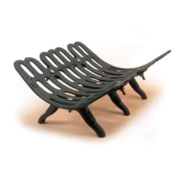 Fireplace Accessories Sampson Cast-Iron Grate