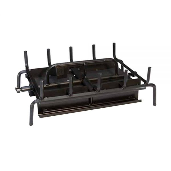 "Fireplace Burner Grand Canyon 3 Burner See Through 42"" FCP3BRN-ST42 -"