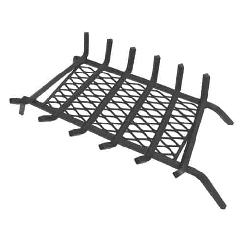 Fireplace Grate 30 in. 5 bars