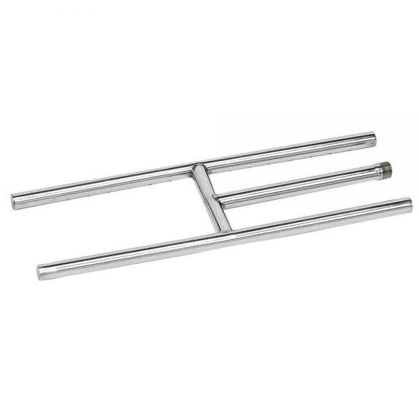"""Fireplace H- Burner 18"""" x 6"""" Nat HPC HBS18 Kit -"""