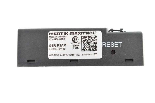 Fireplace Valor Maxitrol GV60 Receiver G6R-R3AM FCP0124 - 1
