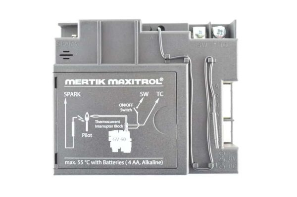 Fireplace Valor Maxitrol GV60 Receiver G6R-R3AM FCP0124 -