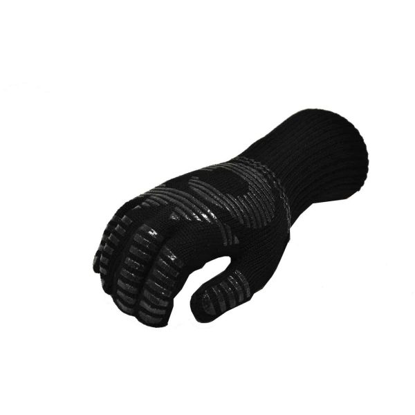 G & F Heat-Resistant Fireplace and Barbecue Pit Mitt 1