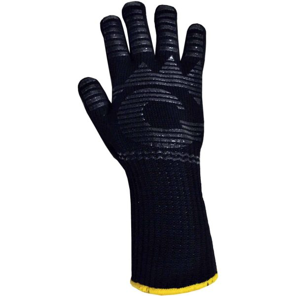 G & F Heat-Resistant Fireplace and Barbecue Pit Mitt