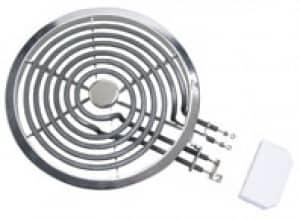 "GE Stove Burner Element Replaces WB30X354 8"" Tilt Lock Hinge 3 Wire"