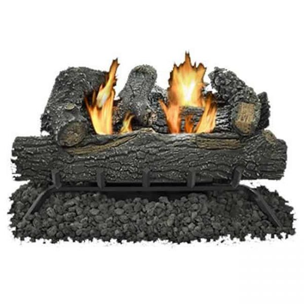 GLD2455T 24 in. T-Stat Vent Free Gas Log Set
