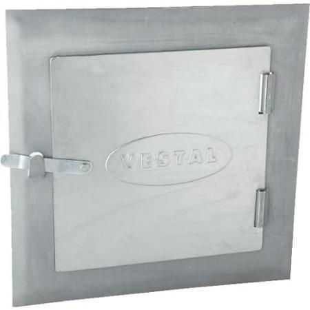 Galvanized Steel Cleanout Door-8x8